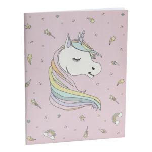 Anteckningsbok Unicorn