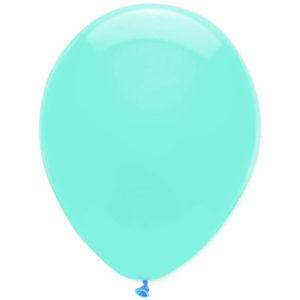 Baby Blå Latexballonger (10-pack)