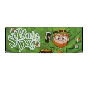 Banner St. Patrick' Day