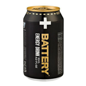Battery Energy Drink - 1-pack