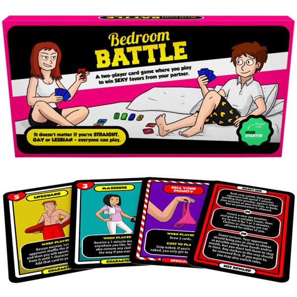 Bedroom Battle Spel