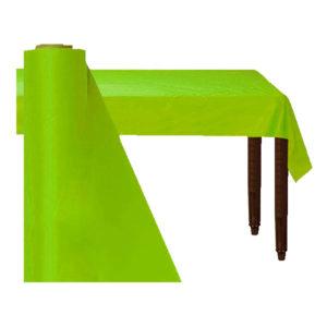Bordsduk på Rulle Limegrön