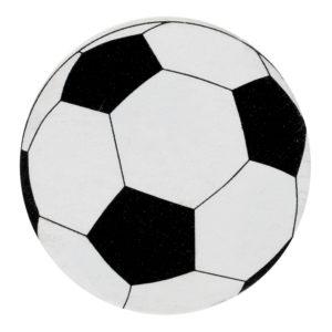 Bordskonfetti Fotbollar - 50-pack