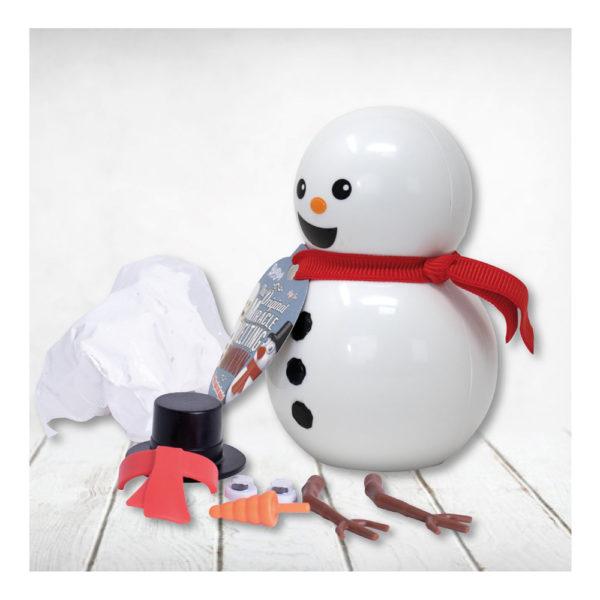 Bygg din egen Smältande Snögubbe