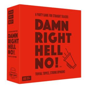 Damn Right Hell No! Festspel