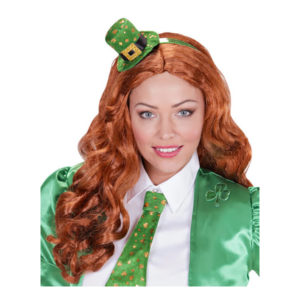 Diadem St Patricks Day Minihatt - One size