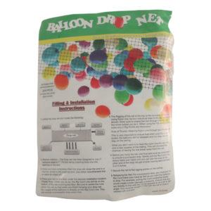 Drop Net för Ballonger - Small