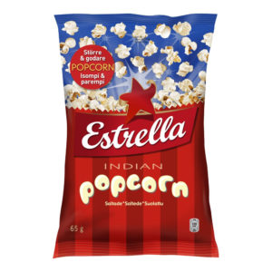 Estrella Indian Popcorn - 65 gram