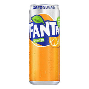 Fanta Zero - 1-pack