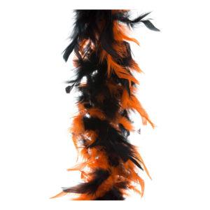 Fjäderboor tvåfärgad-orange/svart