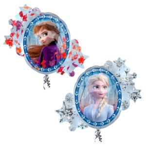 Frost 2 Folieballong