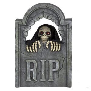 Gravsten RIP Animerad Prop