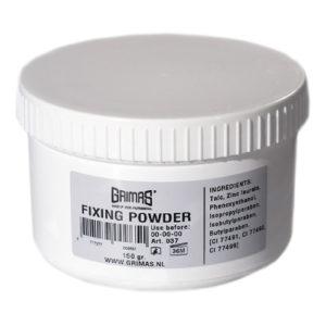 Grimas Fixeringspuder Foundation och Läppstift - 180 g