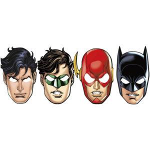 Justice League Masker