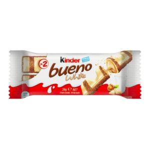 Kinder Bueno White Chokladbit - 39 gram