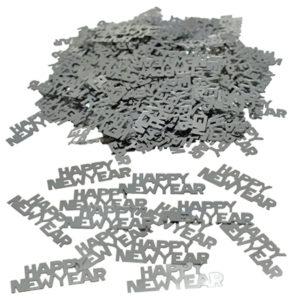 Konfetti Happy New Year
