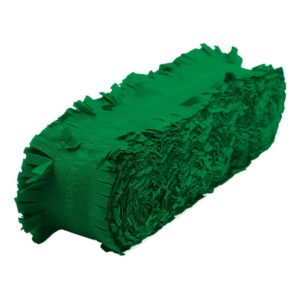 Kräppgirlang Grön - 6 meter