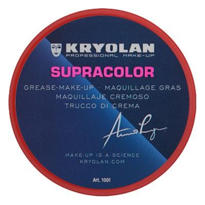 Kryolan Supracolor Smink - Röd