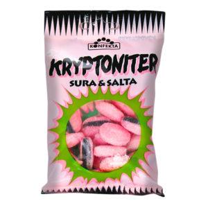Kryptoniter i Påse - 60 gram