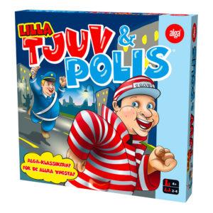 Lilla Tjuv och Polis Barnspel