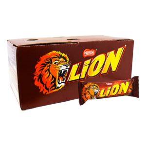 Lion Chokladbit - 24-pack (Hel kartong)