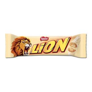 Lion White Chokladbit
