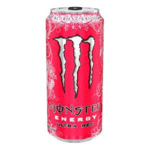 Monster Energy Ultra Red - 1-pack