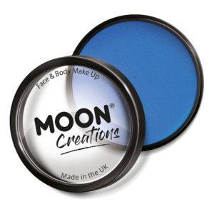 Moon Creations Pro Ansikts- & Kroppsfärg - Himmelsblå