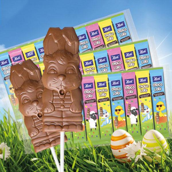 Påsk Chokladklubbor 6-pack