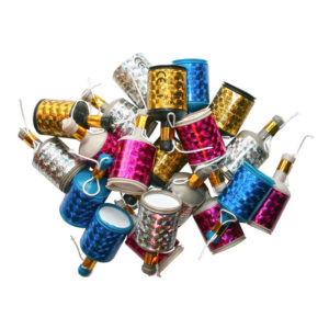 Partypoppers 20-pack-Mix