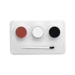 Pirat Make-Up kit vattenbaserad ansikts- och kroppsfärg