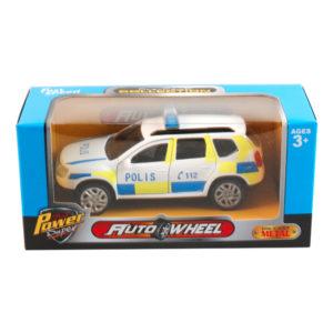 Polisbil Modellbil