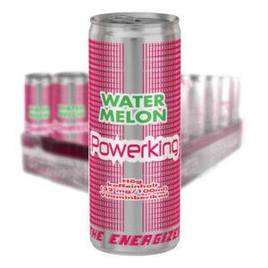 Powerking Vattenmelon - 24-pack (hel platta)