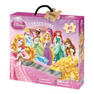 Pussel Disney Prinsessor
