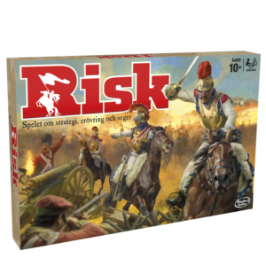 Risk Refresh Brädspel