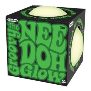 Självlysande Stressboll Nee-Doh