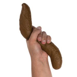 Squeeze Poo Leksaksbajs