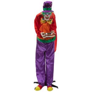 Stor Rörlig Clown med Ljud
