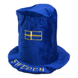 Supporterhatt Sweden - One size