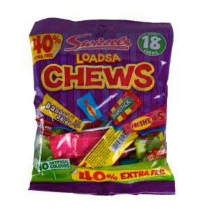 Swizzels Loadsa Chews