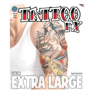 Tattoo FX Sailor