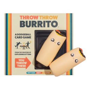 Throw Throw Burrito Spel