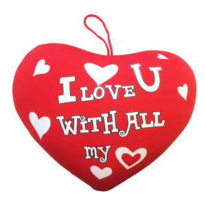 Valentineshjärta Litet