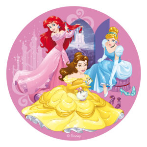 Tårtbild- Disney