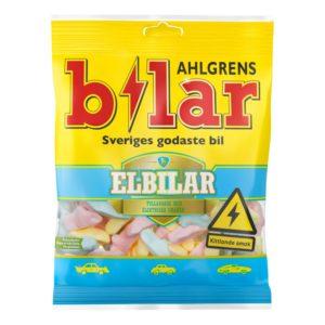 Ahlgrens Elbilar - 100 gram