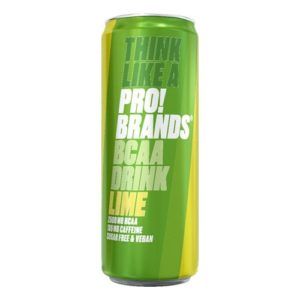 Amino Pro Lemon/Lime - 330 ml