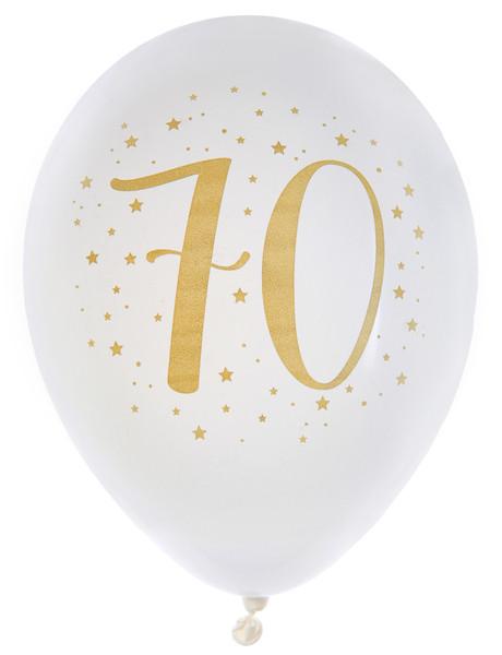 Ballonger Vit 70 år