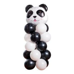 Ballongpelare Panda