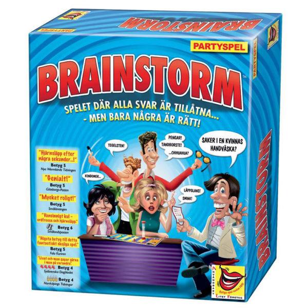 Brainstorm Sällskapsspel