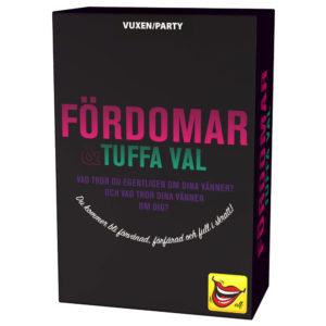 Fördomar och Tuffa Val Spel